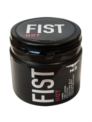 Mister B FIST HOT Anal Lube 500ml