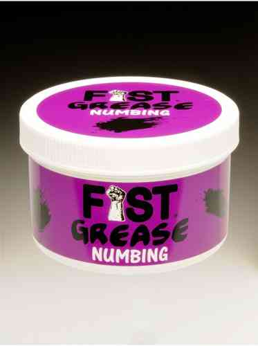 FIST Grease Numbing Anal Fisting Lubricant 400ml