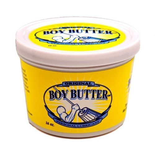 BOY BUTTER Original Lubricant Large 16oz 453g