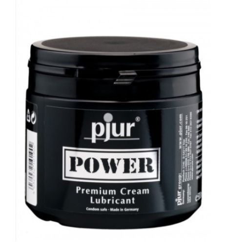 PJUR POWER LUBRICANT Fisting CREAM 500ml