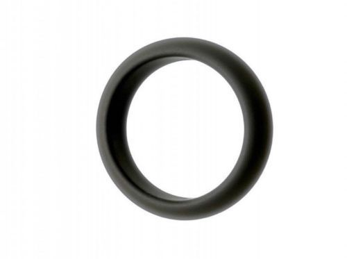 Premium Silicone TORUS Cock Ring Black 35mm