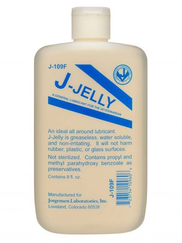J-JELLY Fisting Lube Ready To Use Lubricant 8oz