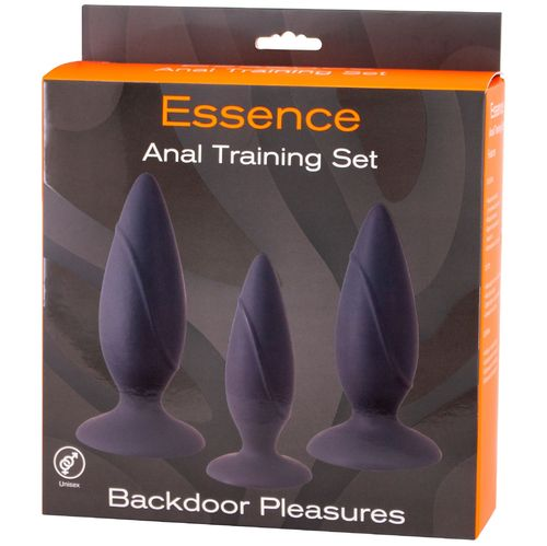 Seven Creations ESSENCE Anal Training SET