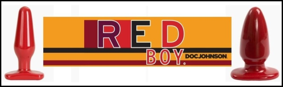 DOC JOHNSONS RED BOYS